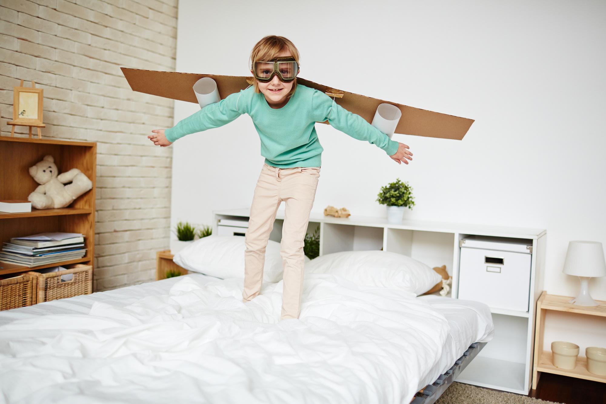 9 Creative Bedroom Ideas For The Kids Interior Design Inspiration