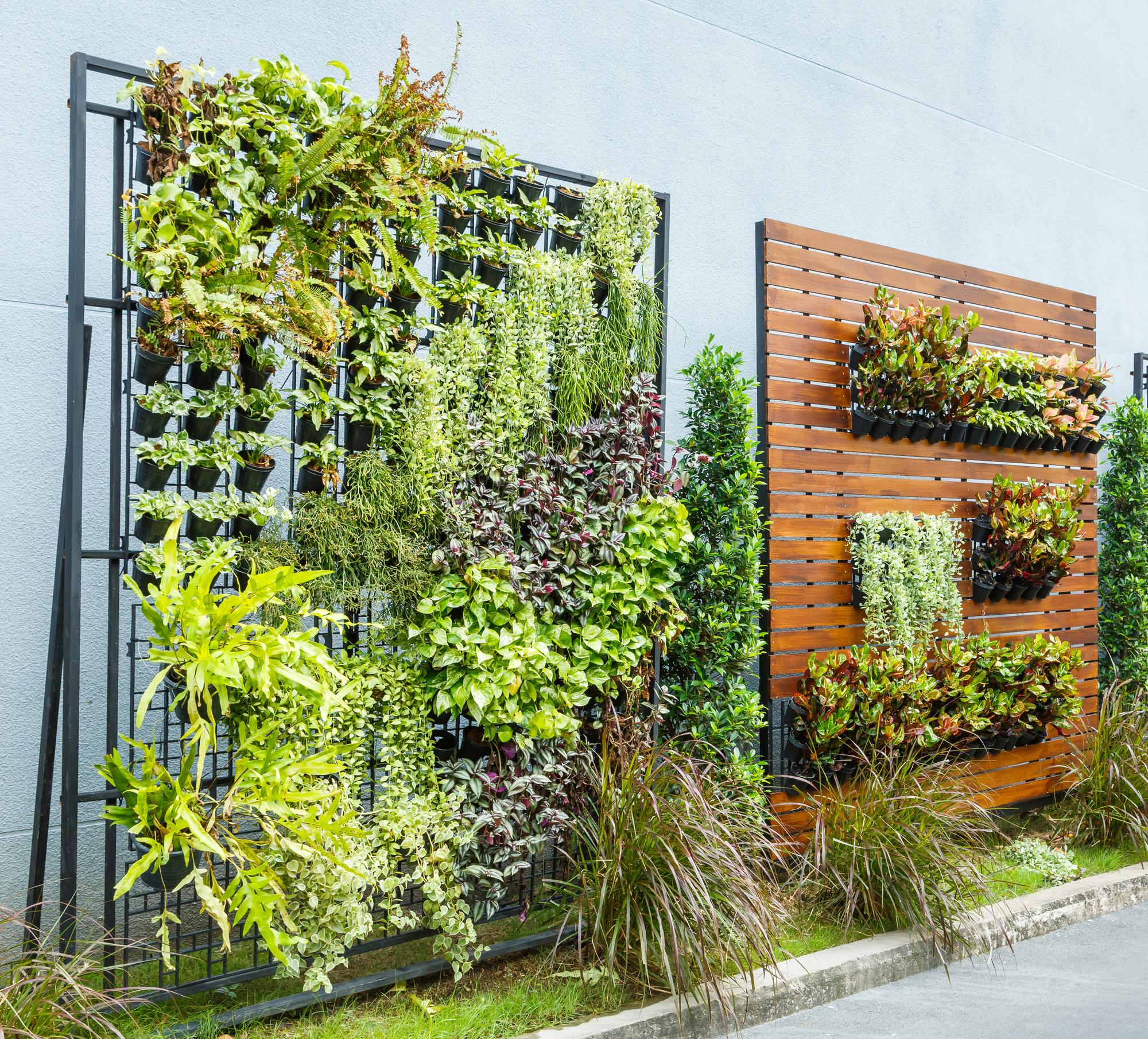 10 Simple Tips For Building A Diy Vertical Garden