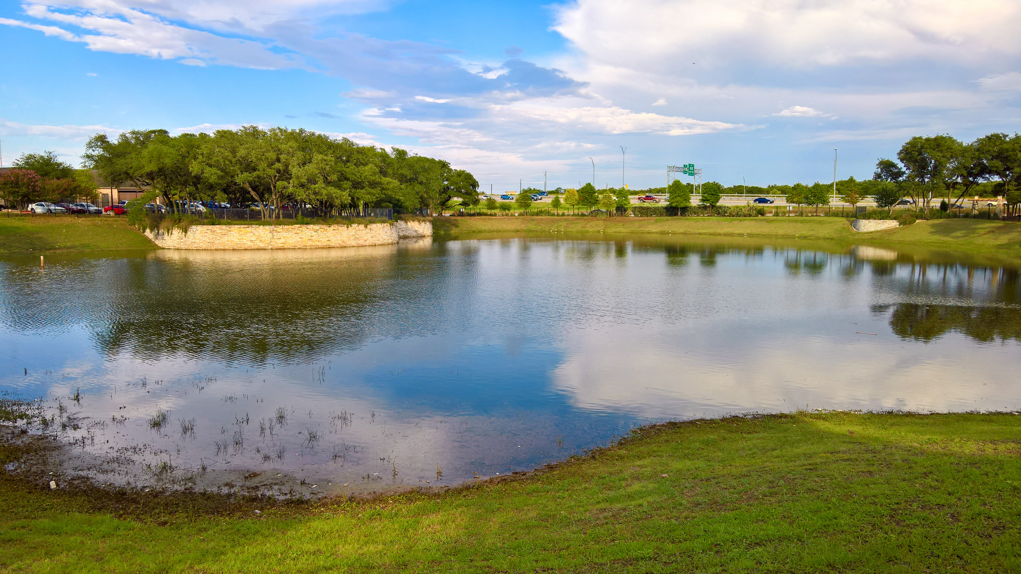 Why a Retention Pond is Good for a Neighborhood - Interior ...