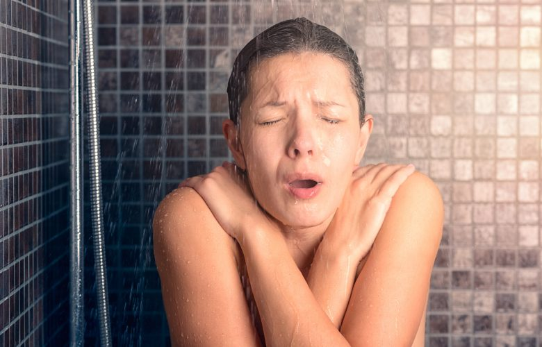 no hot water in shower