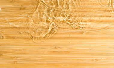how to fix water damaged wood 1
