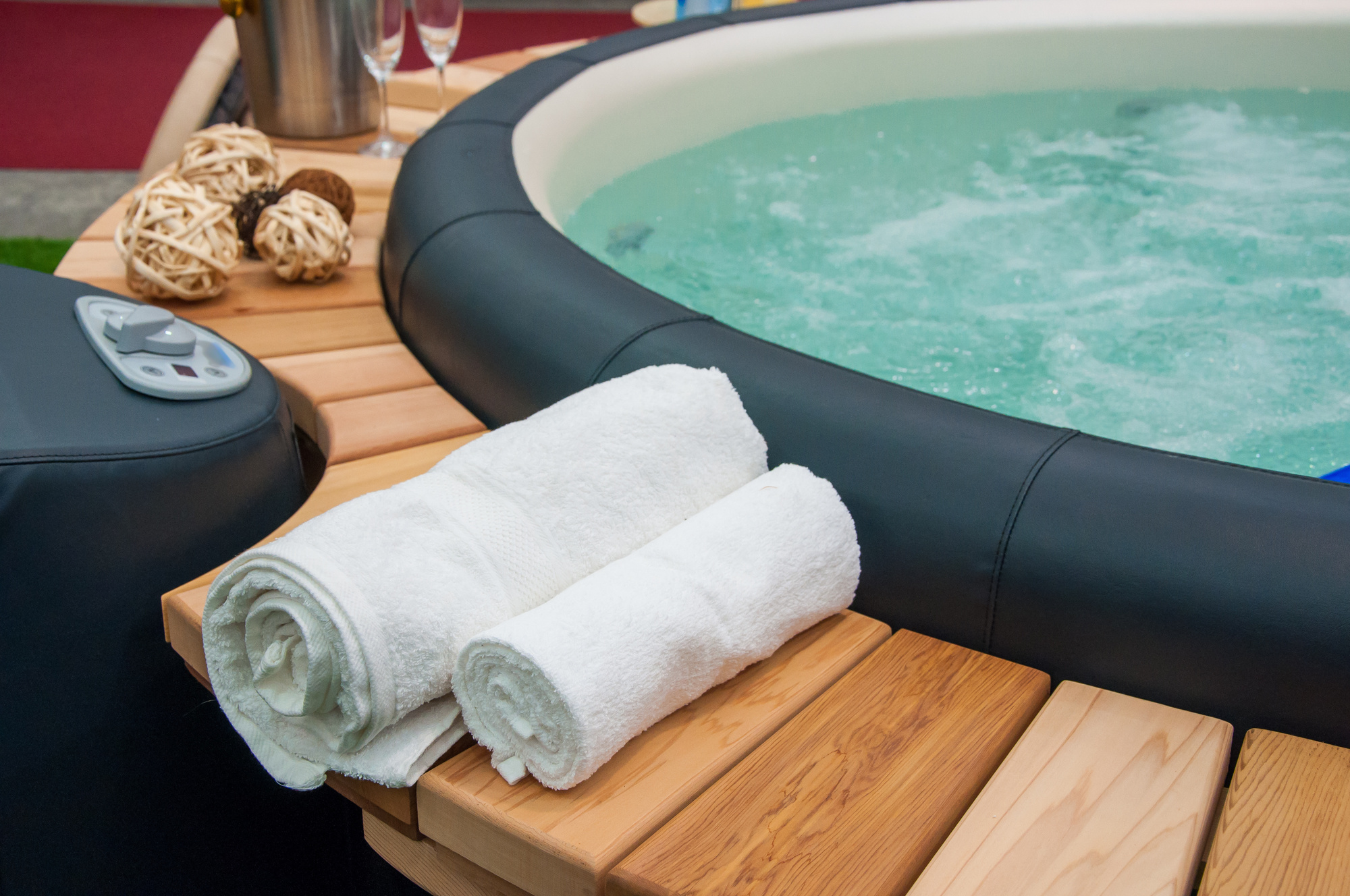 5 Tips For Installing Indoor Hot Tubs For New Homeowners Interior Design Inspiration